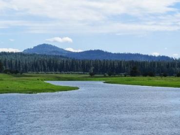 Calispell Lake