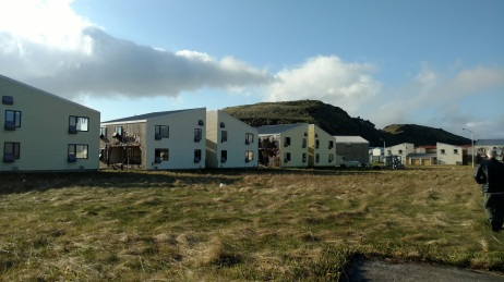 Abandoned Adak Housing