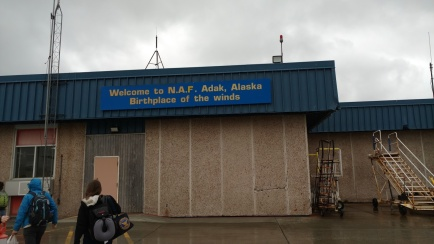 Welcome to Adak