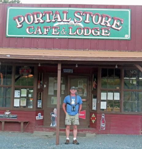 John Harris at Portal Store1