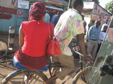 115a Bike Passenger