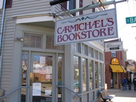 Carmichaels bookstore