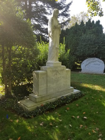 Jim Beam Grave