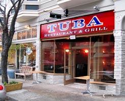 Tuba Outside